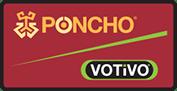 Poncho/VOTiVO logo